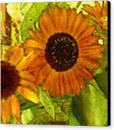 Bright Regalia Canvas Print