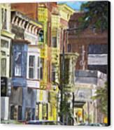 Broad Street Canvas Print