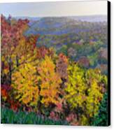 Brown County Vista Canvas Print