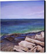 Bruce Peninsula Canvas Print
