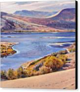 Bruneau Sand Dunes Canvas Print