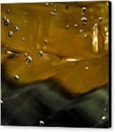 Bubble 03 Canvas Print by Grebo Gray