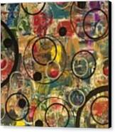 Bubbles Canvas Print by Sonya Wilson