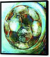 Buckminster Canvas Print by Shevon Johnson