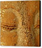 Buddha's Eyes Canvas Print