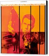 Bullitt, Steve Mcqueen, 1968 Canvas Print by Everett
