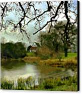 Butlers Retreat Epping Forest Uk Canvas Print
