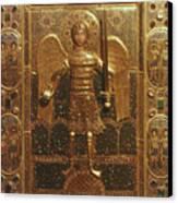 Byzantine Art: St. Michael Canvas Print by Granger