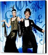 Cabaret, From Left Liza Minnelli, Joel Canvas Print by Everett