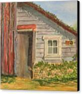 Cabin Fever Canvas Print