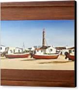 Cabo Polonio 2 Canvas Print