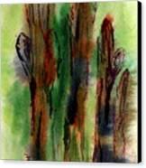 Cactus Coolers Canvas Print