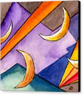 Cadence Canvas Print