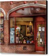 Cafe - Westfield Nj - Tutti Baci Cafe Canvas Print