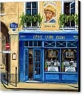 Cafe Van Gogh II Canvas Print