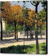 Caillebotte: Argenteuil Canvas Print by Granger
