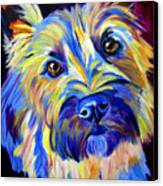Cairn - Neiman Canvas Print by Alicia VanNoy Call