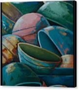Calabash Canvas Print
