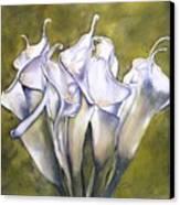 Callas 2 Canvas Print
