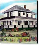 Cammidge House Canvas Print