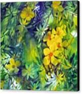 Canarias Canvas Print