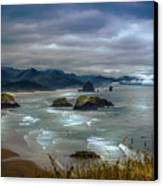 Cannon Beach, Oregon Canvas Print