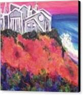 Cape Cod Castle Canvas Print