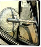 Car Alfresco I Canvas Print