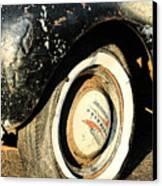 Car Alfresco II Canvas Print