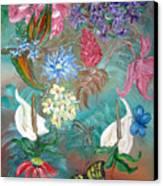 Caribbean Delight Canvas Print