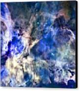 Carinae Nebula Canvas Print