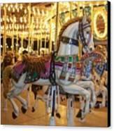Carosel Horse Canvas Print