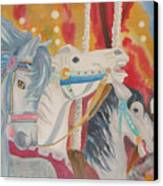 Carousel 1 Canvas Print