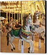Carousel Horse 4 Canvas Print