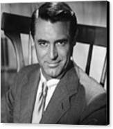 Cary Grant (1904-1986) Canvas Print by Granger