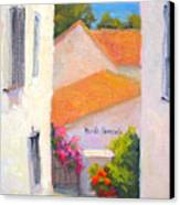 Casita Carmela Canvas Print