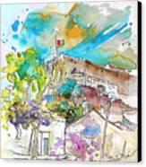 Castro Marim Portugal 10 Canvas Print