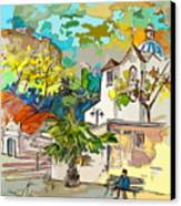 Castro Marim Portugal 13 Bis Canvas Print