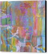 Casual Male In Minor Canvas Print
