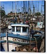 Catherina G Canvas Print by James Robertson