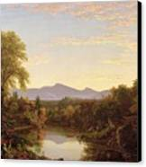Catskill Creek - New York Canvas Print