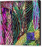 Celebration Of Spring Canvas Print by Wayne Potrafka