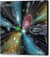 Celestial Vacuum Canvas Print by Tim Allen