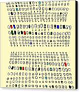 Cells V  Canvas Print
