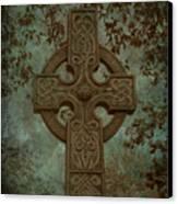 Celtic Cross 2 Canvas Print