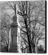 Cemetery 9 Canvas Print