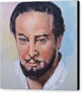 Cephas Canvas Print