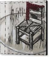 Chair Vii Canvas Print