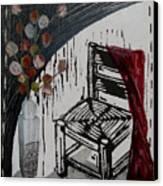 Chair Viii Canvas Print