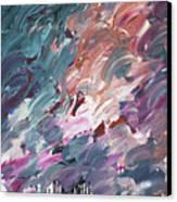 Chaos Serie, IIi Canvas Print